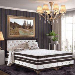 Alp Bedding İdi̇l Set with Base Mattress and Headboard