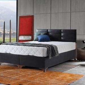 Alp Bedding Kari̇zma Set with Base Mattress and Headboard