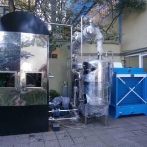 Atılım Machinery Boiler Washing Machine
