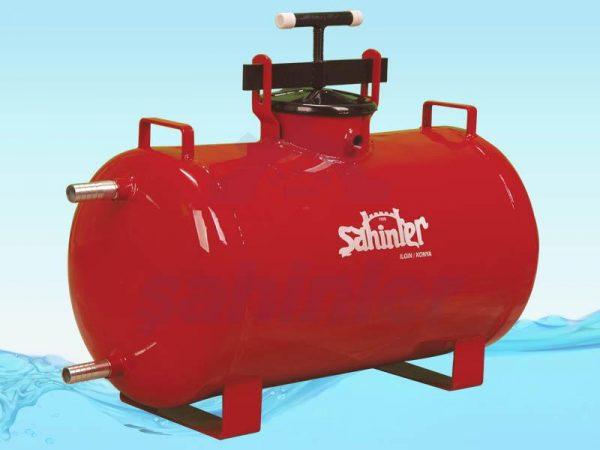 Farming agriculture horizontal fertilizer tank