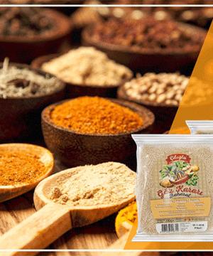 Agriculture Çiloğlu Food Company Spices