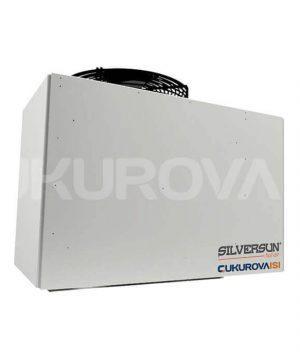 Çukurova isı industrial systems gas fuelled hot air generators silversun hot air series