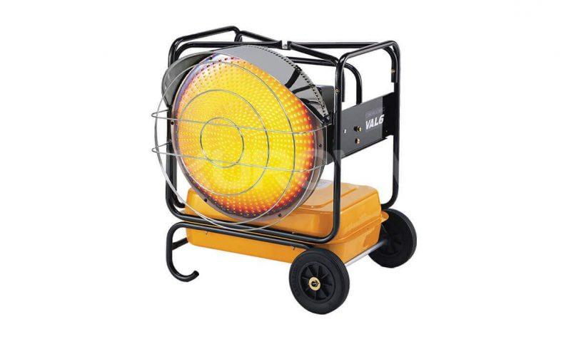 Çukurova isı industrial systems mobile heaters val 6