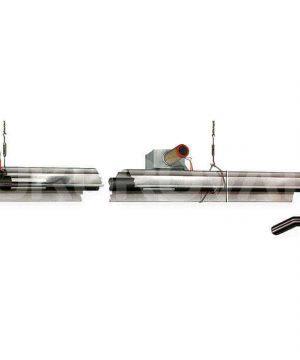 Çukurovaisı industrial systems tube type radiant heaters co-ray-vac