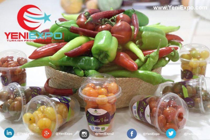 Interfresh agricultural fuar fair yeniexpo