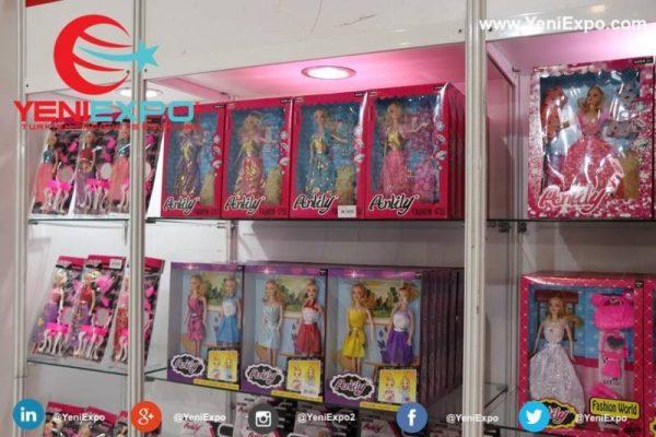 Toys licenses kids games fuar fair yeniexpo