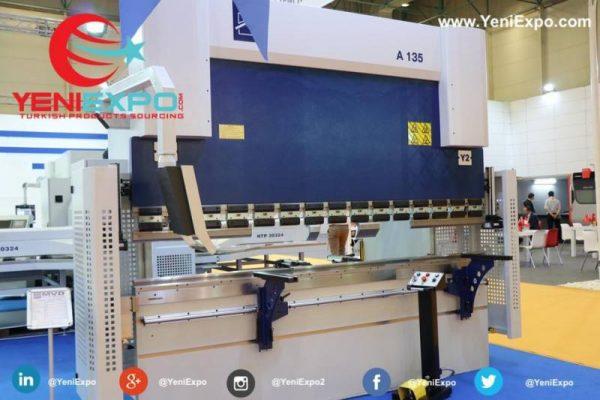 Maktek machinery mahine tools fuar fair yeniexpo
