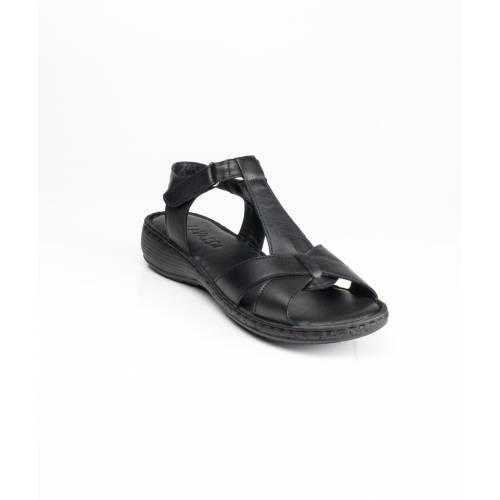 Levossa genuine leather women's sandal