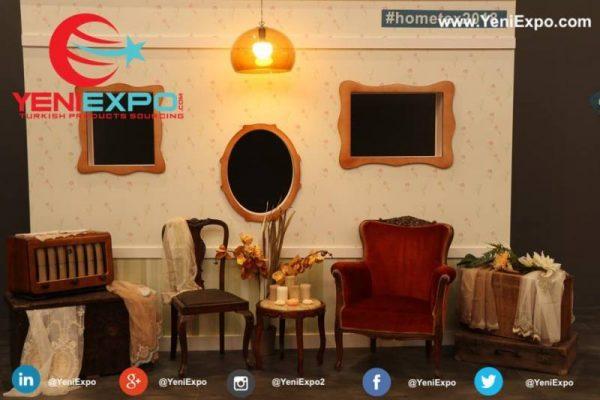 Hometex home textiles decoration exhibition fair fuar yeniexpo