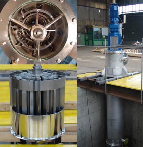 Atılım machinery thin film evaporator plants