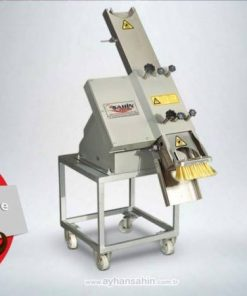 Ayhan sahin sandwich hamburger bread slicer slicing machine asm-sd1500