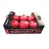 Bahçeci farming sour sweet red pomegranate in cartoon box 4 kg