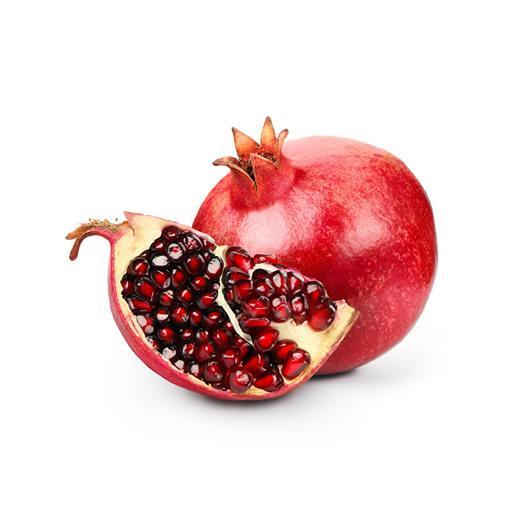 Bahçeci farming sour sweet red pomegranate fruits wooden box 5kg