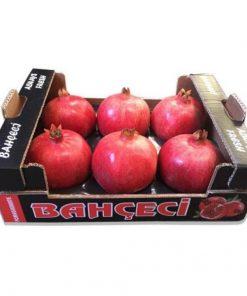 Bahçeci farming sour sweet red pomegranate