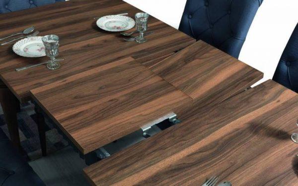 Şipstar modern blue dining room furniture set