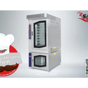 Ayhan Sahin Machinery Convection Oven
