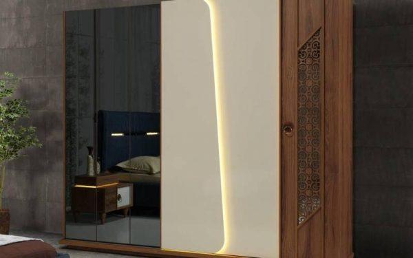 Şipstar modern elegance bedroom furniture set