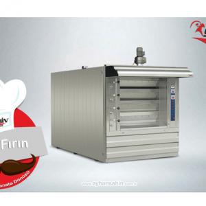 Ayhan Sahin Machinery Folded Oven