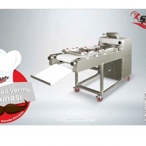Ayhan Sahin Long Dough Rolling Forming Machine 0 – 30 mm thickness ASM-USV100