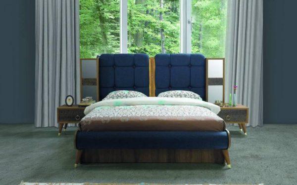 Şipstar modern irem bedroom furniture set
