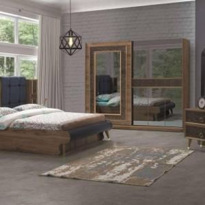 Şiptar Modern Irem Bedroom Furniture Set