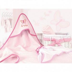Irya Textile Petty Wearable Bath Swaddling Towel