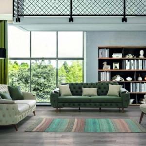 Şiptar Modern Josef Seat Furniture Set