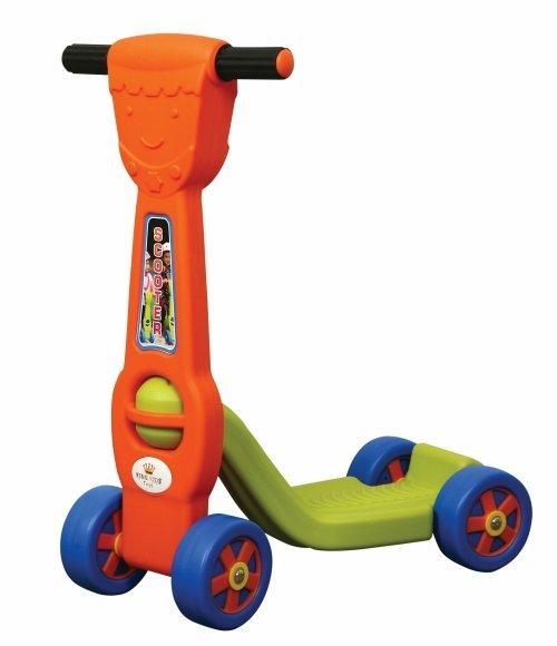 Kingkids king fun 4 wheels teklek scooter ks 3710