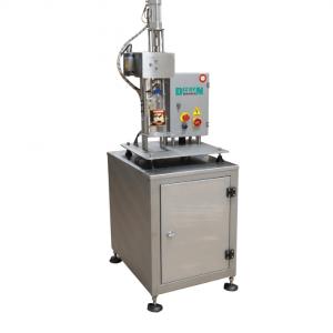 Dizayn Lid Screwing Semi Automatic Machine