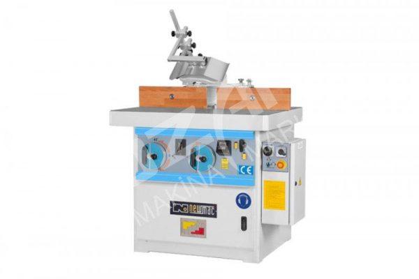 Ozan milling netmak fry 2000 folding shaft milling machine