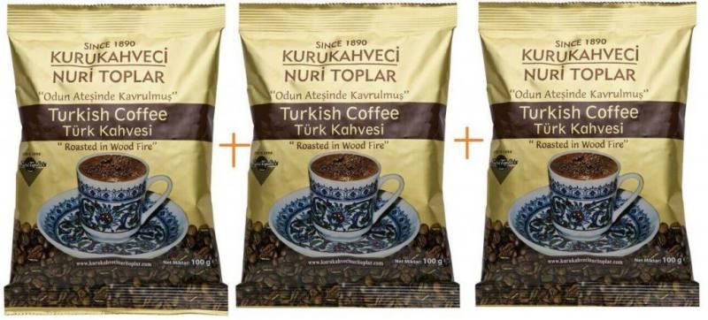 Nuri toplar turkish coffee