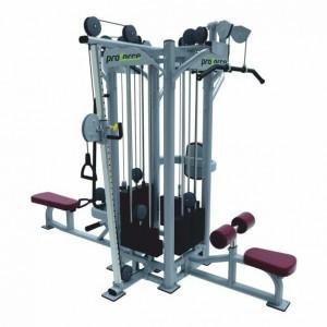 Multi Station Gym Equipment Imessp
