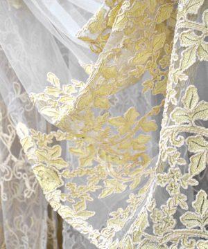 Rozabella home textile embroidery fabrics