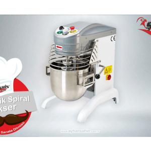 Ayhan Sahin Automatic Spiral Mixer