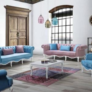Şiptar Modern Swan Sofa Furniture