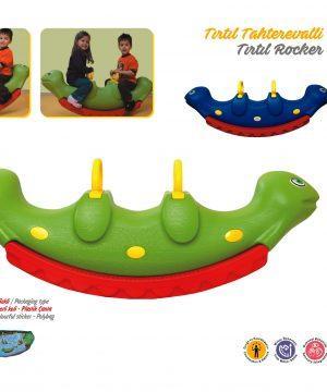 Kingkids king fun kids caterpillar seesaw tr 9030