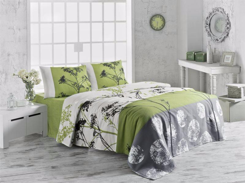 Victoria textile cotton 3d linens set