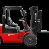 Yuki 3.5 ton lifting capacity diesel h triplex forklift cpcd35-45-h