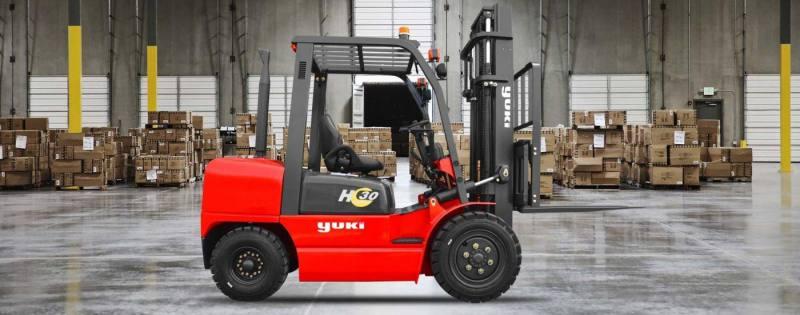 Yuki Forklift