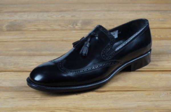 Kosak cosmopolice genuine leather men shoes