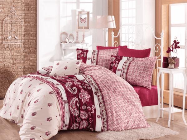 Nazenin home textile satin duvet sets
