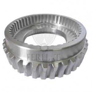 Aluminum Gear for Caterpillar Eart