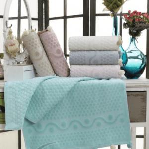 Karacan Home Textile Velvet Hand Towels