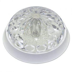 Kristal Plastic Light Fixture