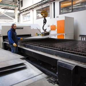 Sheet Metal Laser Cutting 2000mm X 6000mm up to 20mm