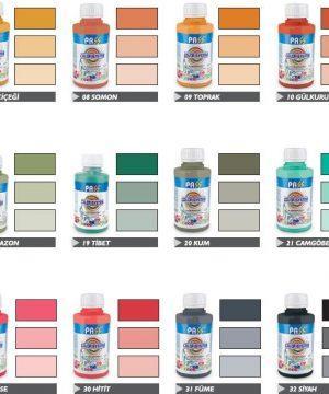 Tufan boya superior quality coloring pigment