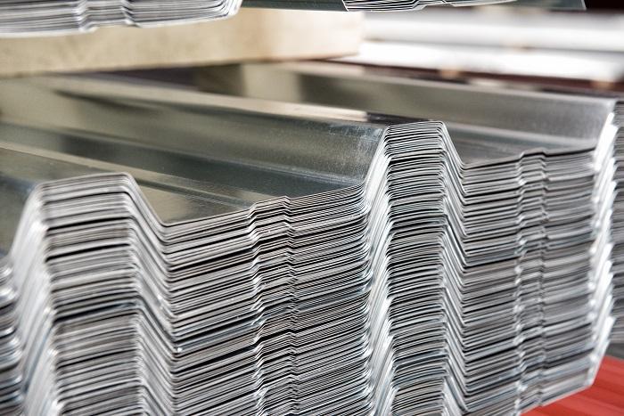 Construction & Real Estate Ak Birlik Trapezoidal galvanized steel, aluminum, painted unpainted sheet metal,