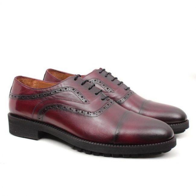 Molyer maskeret casual men shoes