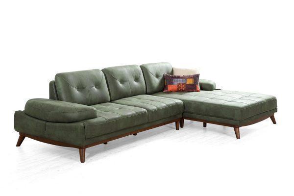 Newmood furniture duru relax corner sofa set