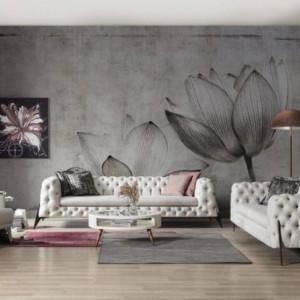 Newmood Furniture New Scala Stylish Sofa Set